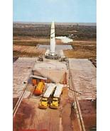 Florida FL  AIR FORCE THOR BALLISTIC MISSILE~Lox Truck  CAPE CANAVERAL  ... - $7.82