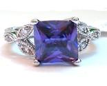 Ring blue princess front3 thumb155 crop