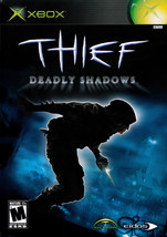 Thief Deadly Shadows Xbox OG  Complete CIB - $8.53