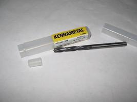 """Kennametal 3/16"""" Drill, # K222A01875 - $12.99"""
