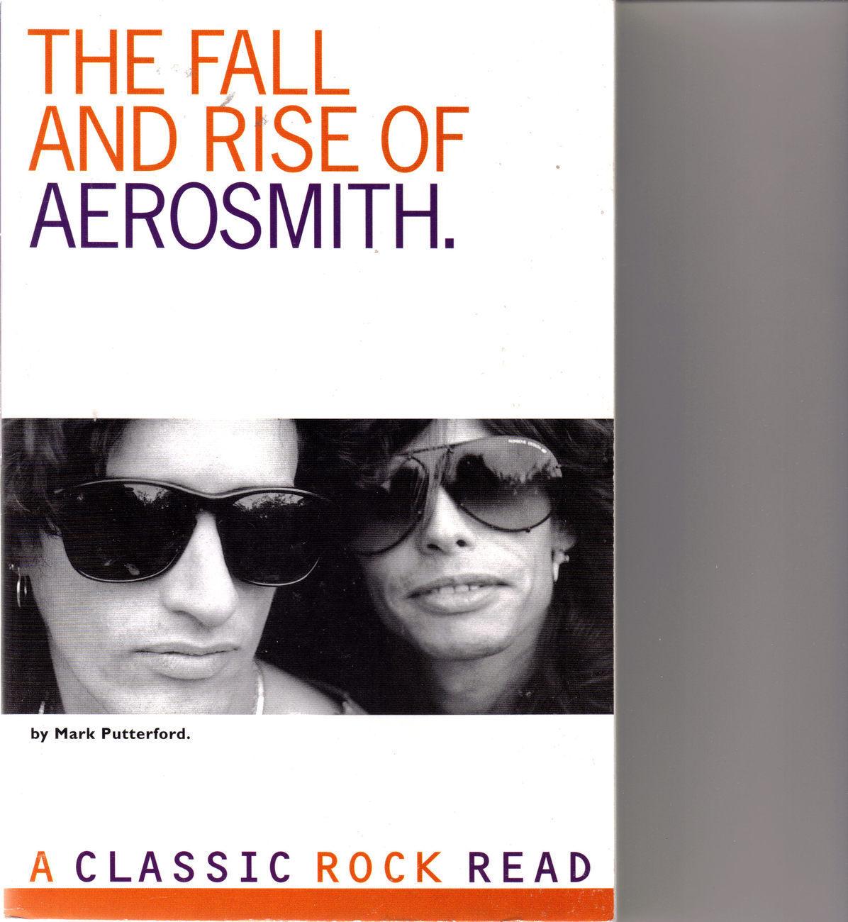 Aerosmith rise fall
