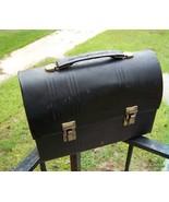 Vintage Black Aladdin Dome Lunch Box - $35.00