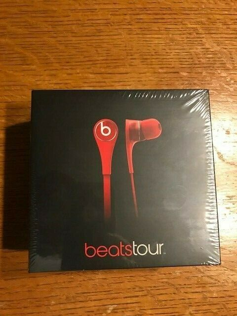 NEW beats by dr. dre In-Ear Headphones-Brand New Sealed