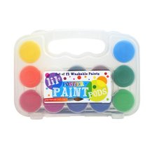 OOLY, Lil' Paint Pods Poster Paint with Brush, Set of 12 - $12.95