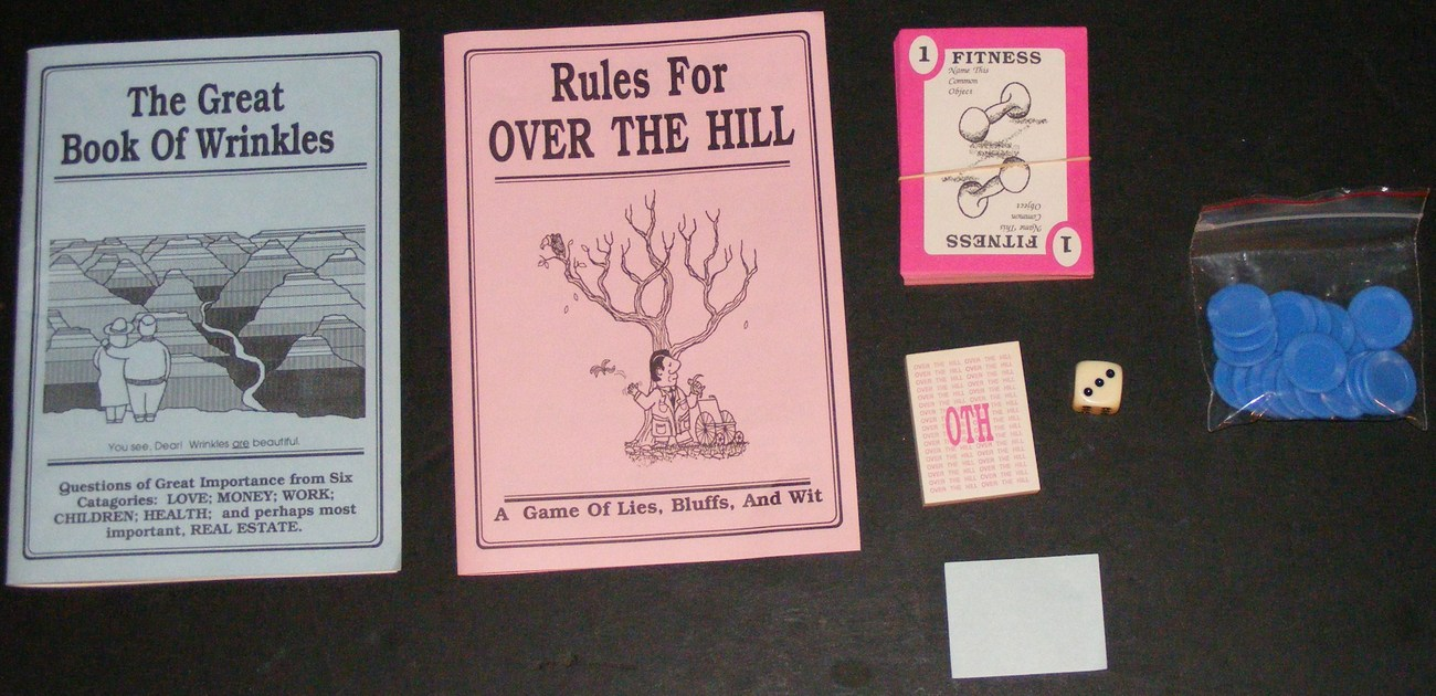 1986 Over the Hill Game