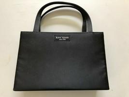 Kate Spade Black Bag Tote Small Handbag Purse  - $24.26