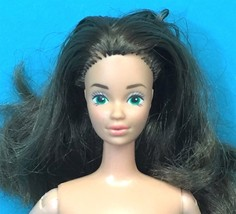 Barbie Tracy Bride Steffie Face Brunette Nude Doll Vintage 1983 For OOAK... - $24.95