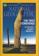 National Geographic Magazine - August 2014 - $4.00