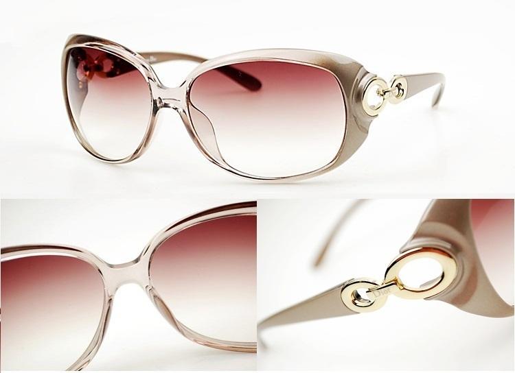 NWT Champagne UV protect lady's sunglasses