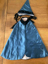 ANTIQUE DOLL CAPE AND HAT FITS UP TO 22''  CHINA DOLL - $74.25