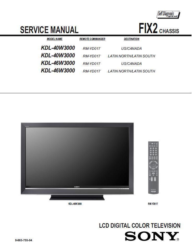 sony kdl v32xbr2 manual daily instruction manual guides u2022 rh testingwordpress co Sony Bravia TV Panel sony bravia 42 inch user manual