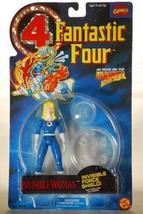 1994 - Toy Biz / Marvel Comics - Fantastic Four - Invisible Woman Action... - $17.99