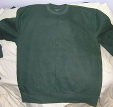 Mens Croft & Borrows green sweater size Large in great condition - $20.00