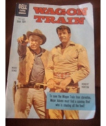 Wagon Train Comic Book July Sept 1960 - $32.50
