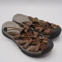 Women's Keen Newport Waterproof River Sport Sandals Shoes Brown Size 7 - $19.79