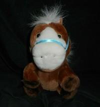 VINTAGE 1995 TYCO PLAYTIME FARM FRIENDS PONY HORSE STUFFED ANIMAL PLUSH ... - $36.47