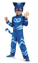 Catboy Classic Toddler PJ Masks Costume, Medium/3T-4T - €45,71 EUR