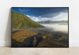 INDONESIA - The Bromo Highland Digital Download, Relaxation Photo. - $12.30