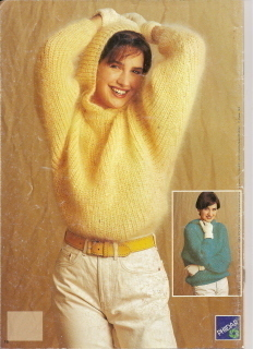 Phildar Mailles No 206 Womens Knitting Designs