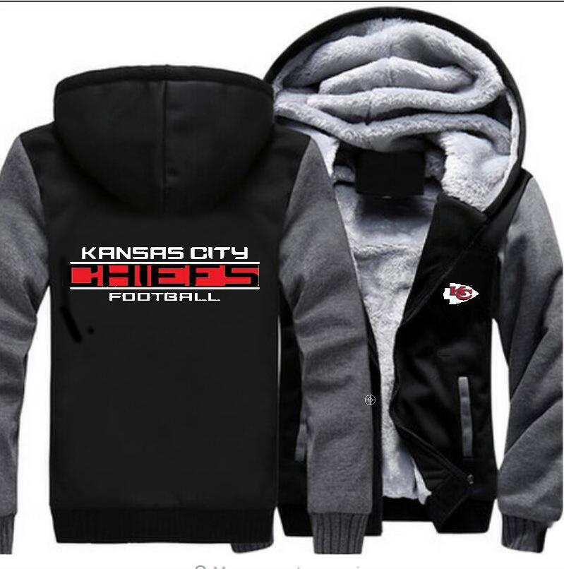best website b0a03 0c6da Kansas City Chiefs NFL Men's Women's Coats and similar items