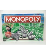 Monopoly Game Classic Ed. Fast-Deal Family Board Game~new tokens T-Rex +... - $5.53