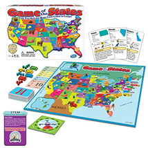 Game of The States, Can You Sell The Most from Coast to Coast [New] - $29.99