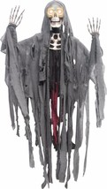 Pepper Reaper Animated Prop Lifesize 5 FT Halloween Haunted House SS80734 - £47.03 GBP