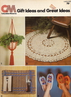 Columbia Minerva Gift Ideas and Great Ideas  Leaflet 2633