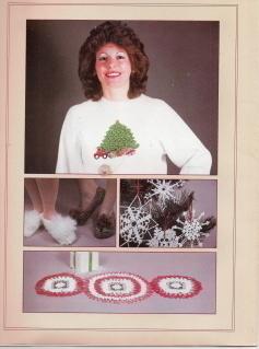 FC&As Crochet Pattern Club Vol 1 No 4 Holiday