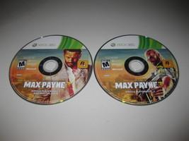 Max Payne 3 (Microsoft Xbox 360, 2012) Discs Only - $6.99