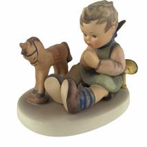 Vintage Goebel Hummel 658 Playful Blessing Exclusive Edition Figurine - $18.53