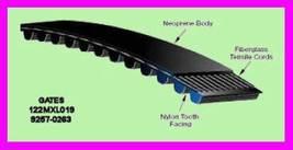 * 5 Gates Synchronous PowerGrip Timing Belt 122MXL019 / 92570263 NEW 925... - $18.99