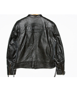 Harley Davidson Black Leather Jacket Cambria XL... - $225.00