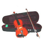 """Crystalcello 15.5""""  Viola with Case and Bow - $60.00"""