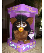 Original 1998 FURBY Gorilla Furby Model 70-800 NRFB Never Removed From B... - $59.99