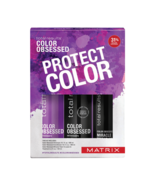 Matrix Total Results Color Obsessed Shampoo, Conditioner, Treatment - $27.54