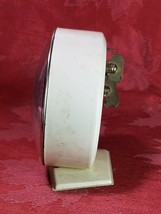 INGRAHAM  ALARM  CLOCK  WIND UP FOR PARTS ONLY GREAT LOOKING DIAL AND CASE image 2
