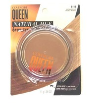 Covergirl Queen Collection Natural Hue Bronzer BROWN BRONZE Q110 11g/.39oz NEW - $11.74