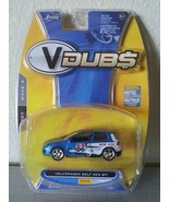 VDUBS Volkswagen GOLF GTI MK5 1:64 scale diecast toy Jada - $7.00