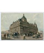 Carlton Hotel Pall Mall London England UK 1910c postcard - $6.93