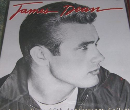 James Dean 35th anniversary collection RARE Laserdisc