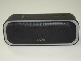 DOSS SoundBox Pro Portable Wireless Bluetooth Speaker - Black - $56.36 CAD