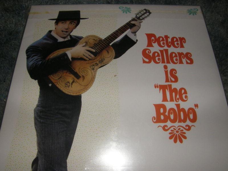 The Bobo Laserdisc Peter Sellers