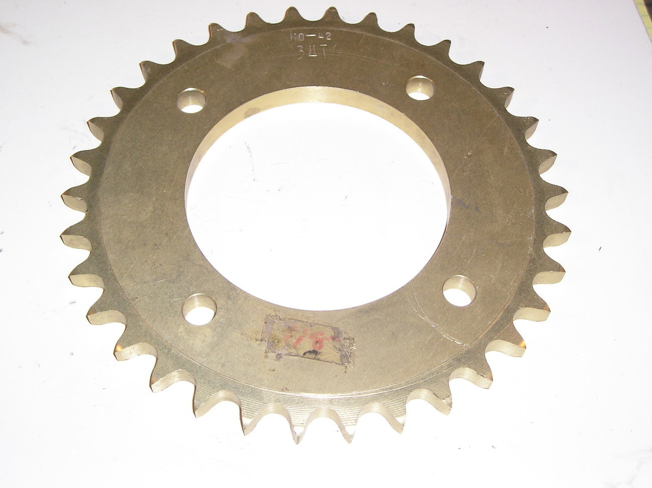 HO-42 rear sprocket 34T NOS