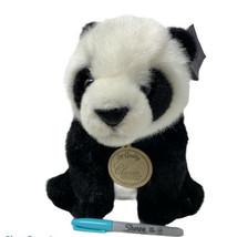 "Top Quality Classic Aurora Plush Panda Realistic 12"" Sitting Stuffed Ani... - $15.00"