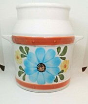 Vintage SECLA Ftd Canister Hand Made In Portugal - $14.80