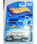 "2001 Hot Wheels Mattel Wheels ""Ferrari 250"" #218 Mint Car On Sealed Card - £2.54 GBP"
