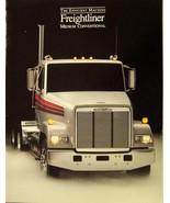 1985 Freightliner FLD112 Medium Duty Road Tractors Brochure - $16.00