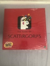 SCATTERGORIES Factory Sealed Box, 1999 Edition, Brand New - $37.99