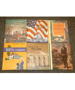 23 Cornerstones of Freedom books White House, D Day, Alamo - $24.99